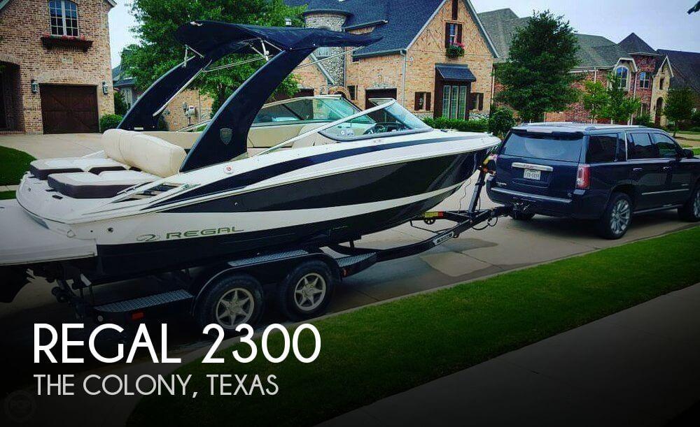 2015 Regal 2300