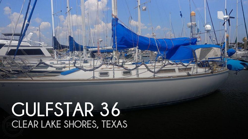 1983 Gulfstar 36