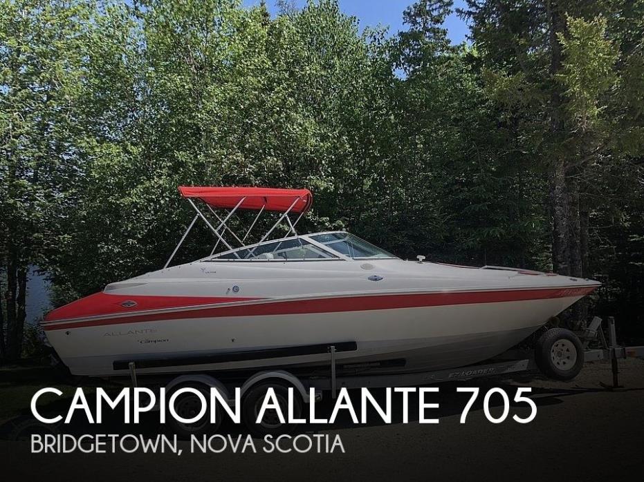 2001 Campion Allante 705