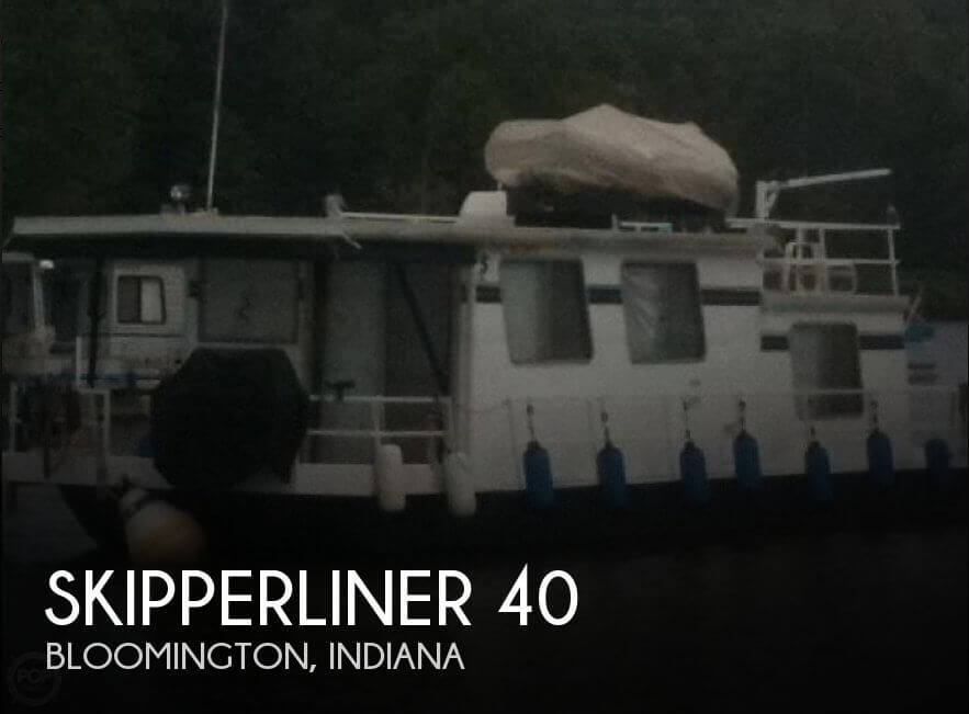 1977 Skipperliner 40