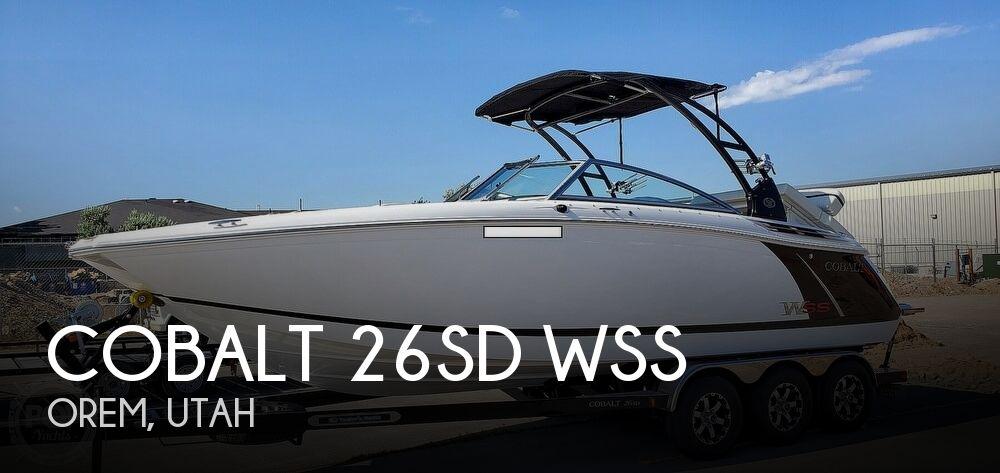 2015 Cobalt 26SD WSS