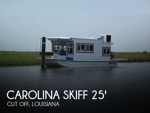 2009 Carolina Skiff 2590 Extra Wide