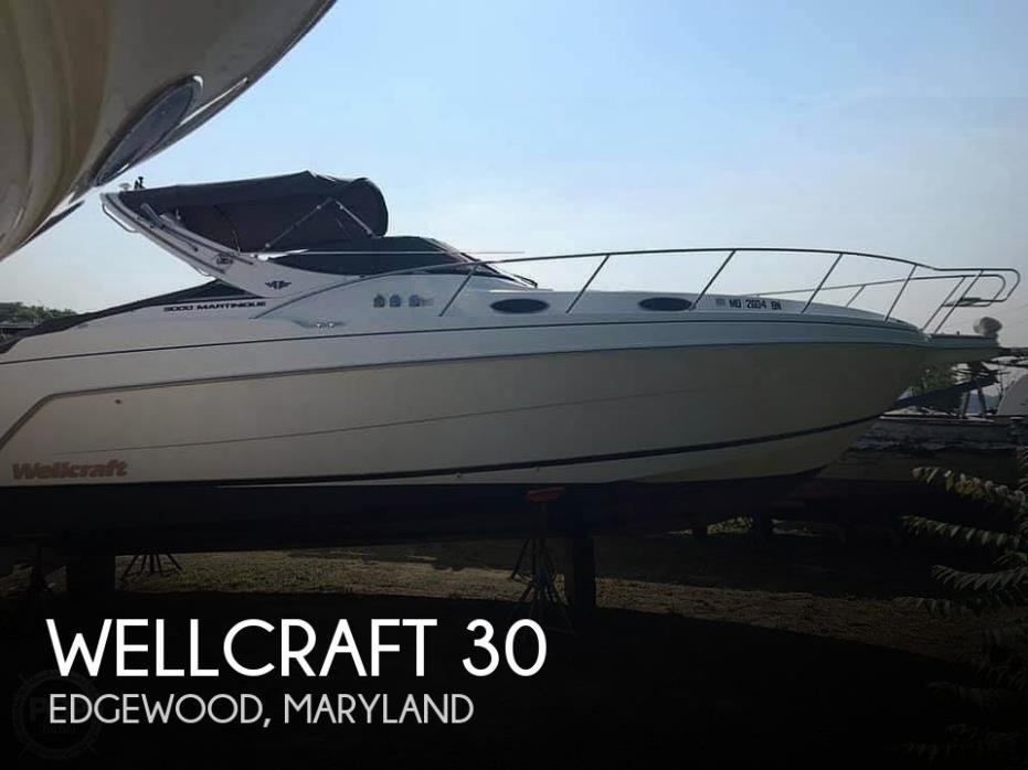 1998 Wellcraft 30