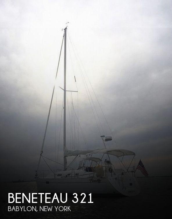 2000 Beneteau 321