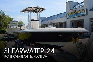 2006 Shearwater 2400Z