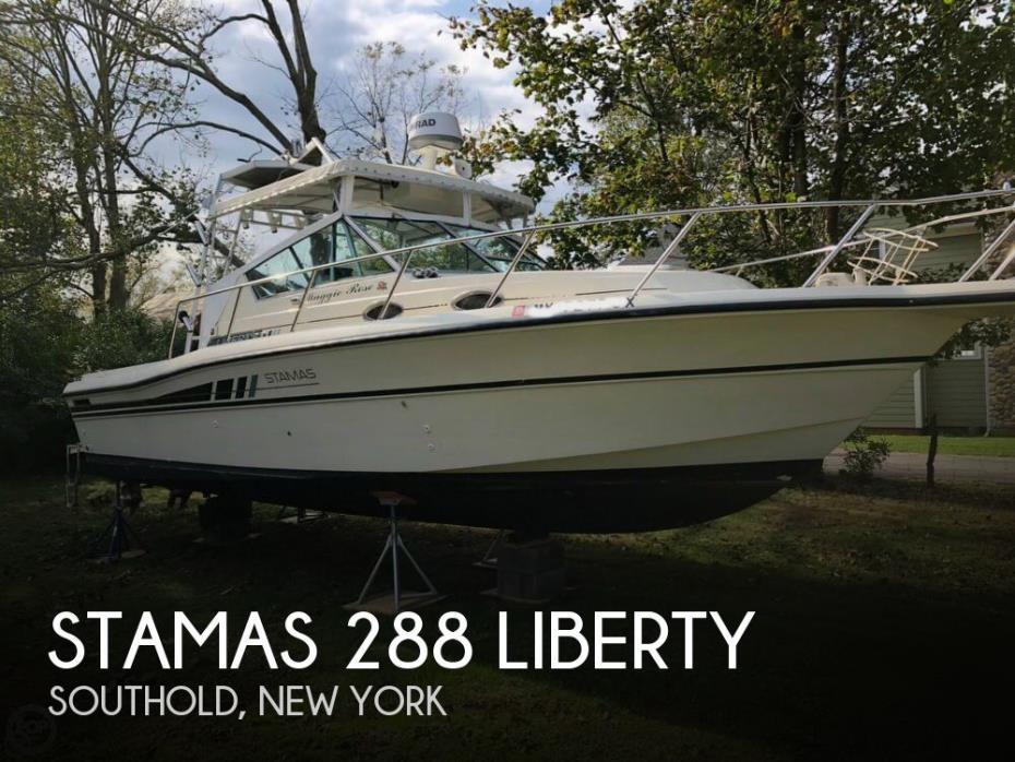 1989 Stamas 288 Liberty