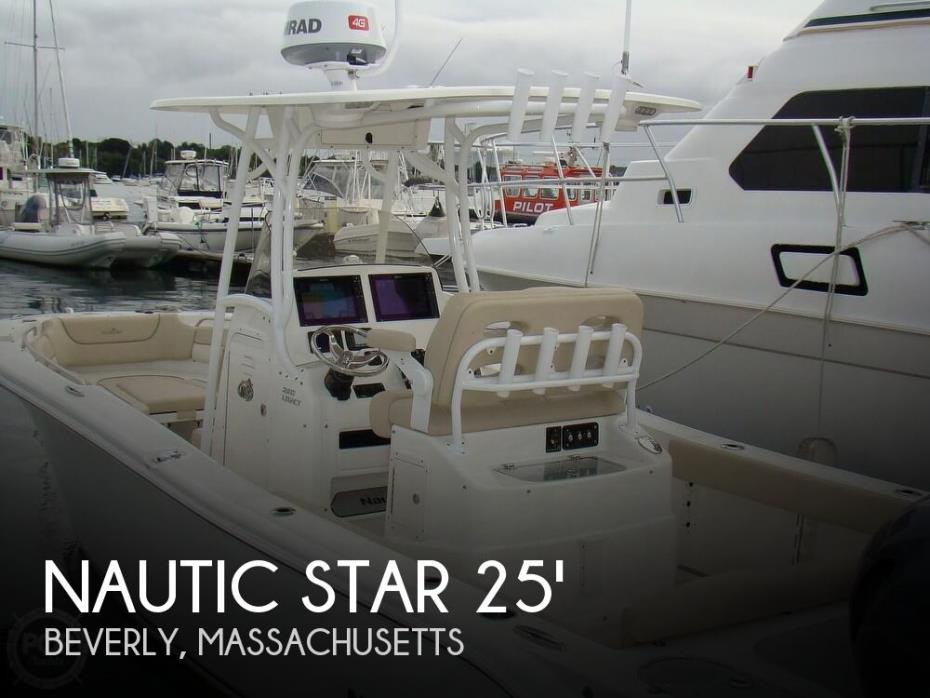 2018 Nautic Star 2602 Legacy