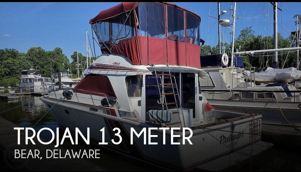 1986 Trojan 13 Meter