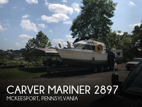 1984 Carver Mariner 2897