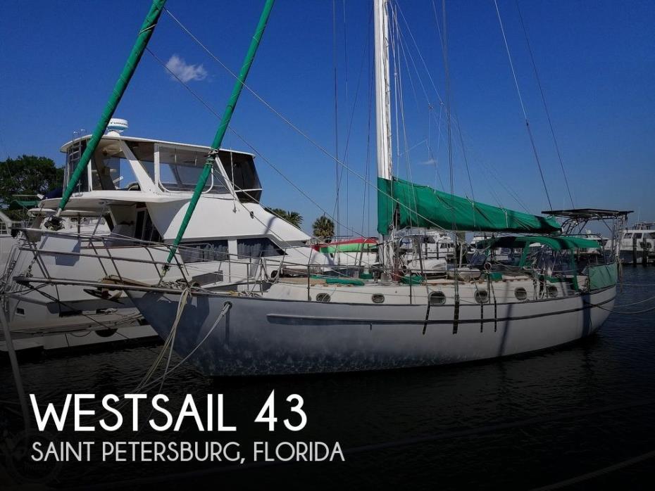 1977 Westsail 43