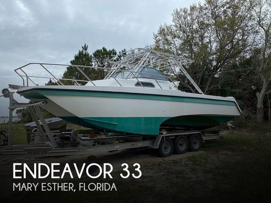 1996 Endeavor 33