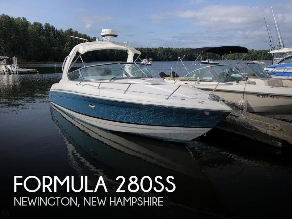 2005 Formula 280SS