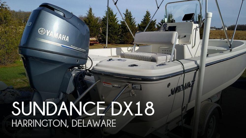 2017 Sundance DX18