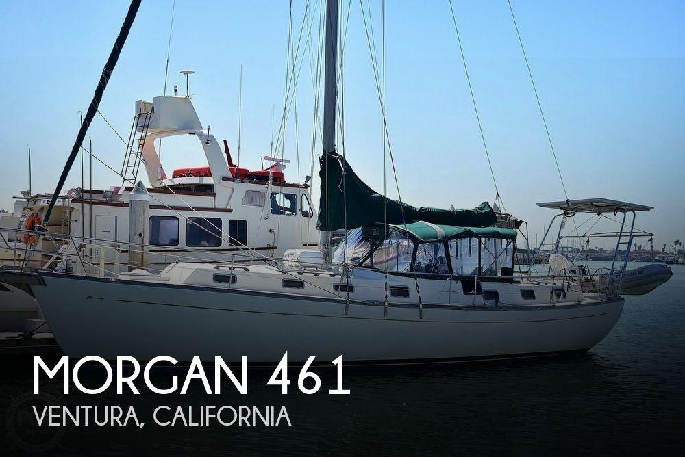 1981 Morgan 461