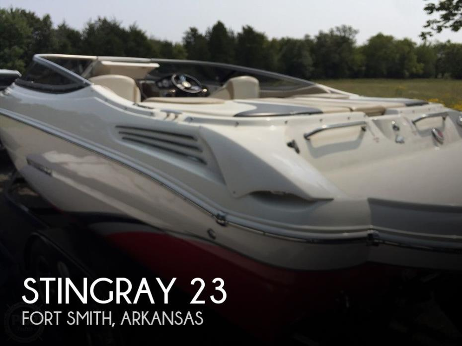 2014 Stingray 23
