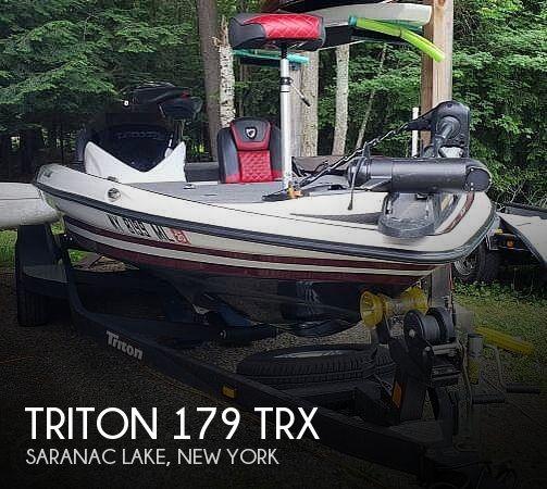 2017 Triton 179 TRX
