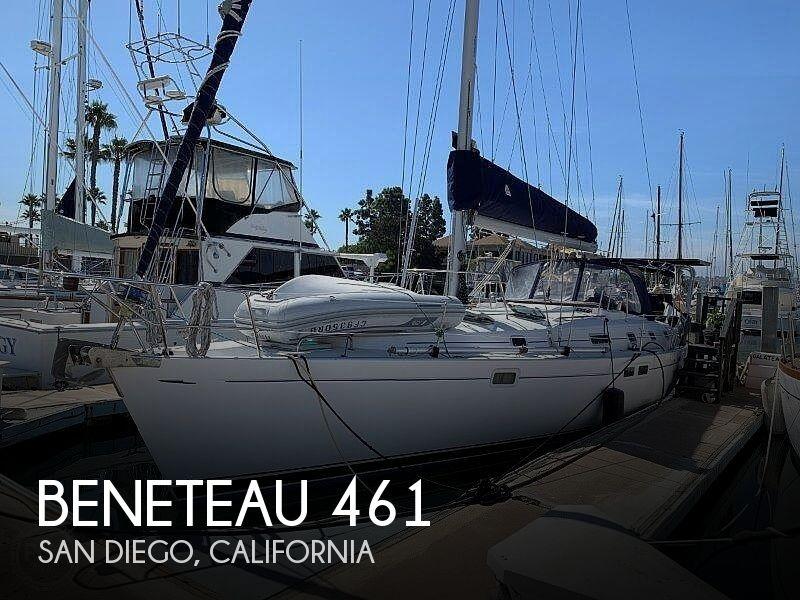 1997 Beneteau Oceanis 461