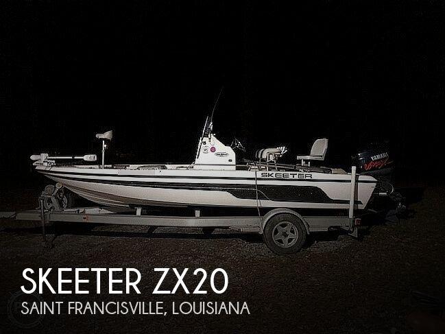2006 Skeeter Zx20