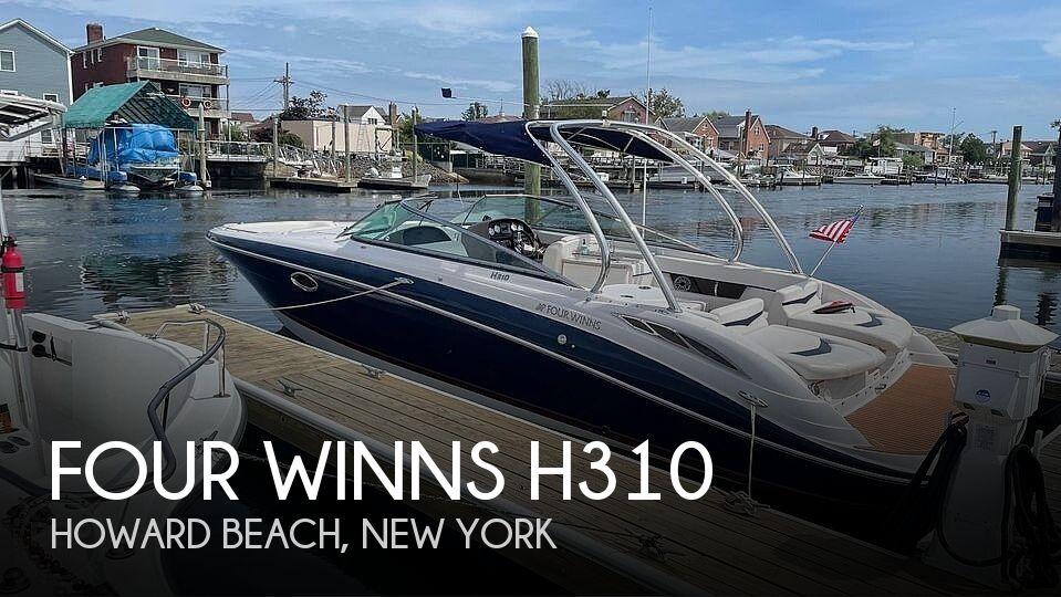 2008 Four Winns H310
