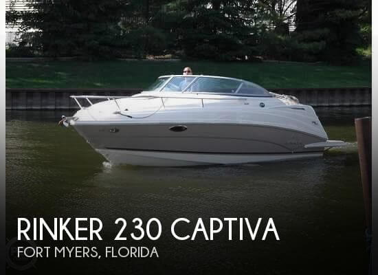 2007 Rinker 230 Atlantic