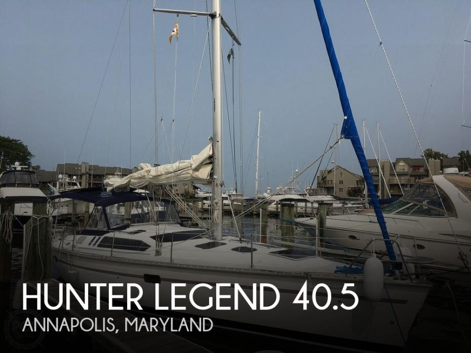 1994 Hunter Legend 40.5