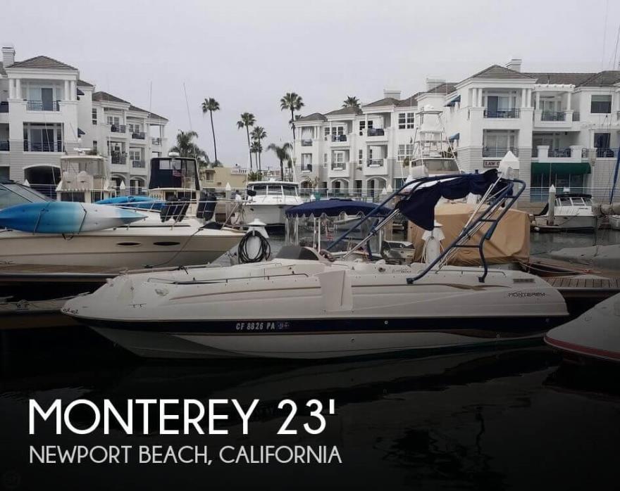 1998 Monterey 230 Explorer