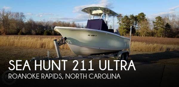2016 Sea Hunt Ultra 211