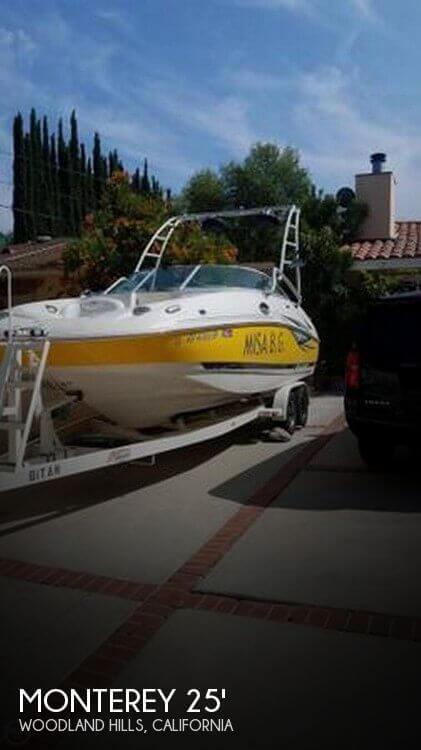 2005 Monterey 233 Explorer