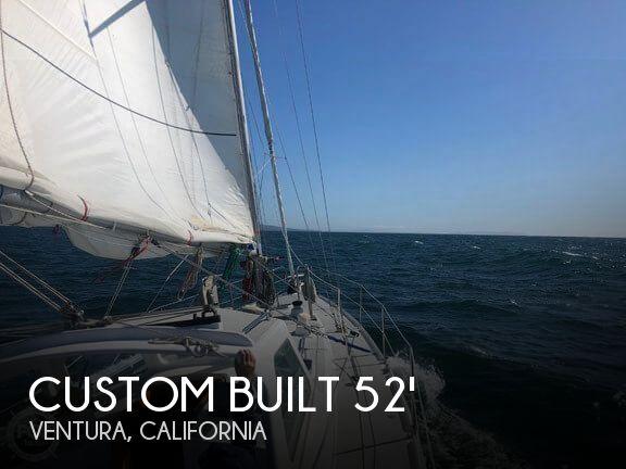 1981 Custom Built John Spencer 52