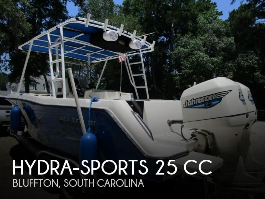 1999 Hydra-Sports 2450 Vector
