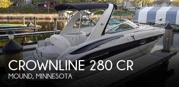 2011 Crownline 280 CR