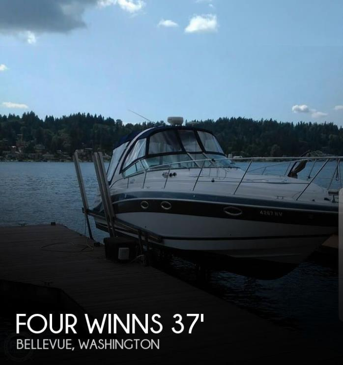 2006 Four Winns Vista 348