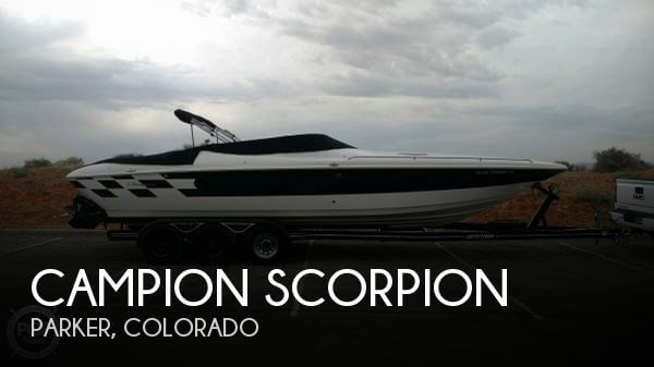 2002 Campion 910i Scorpion