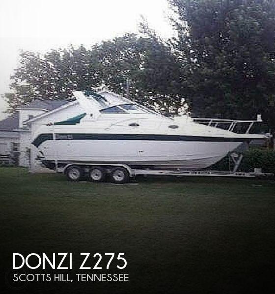 2000 Donzi Z275