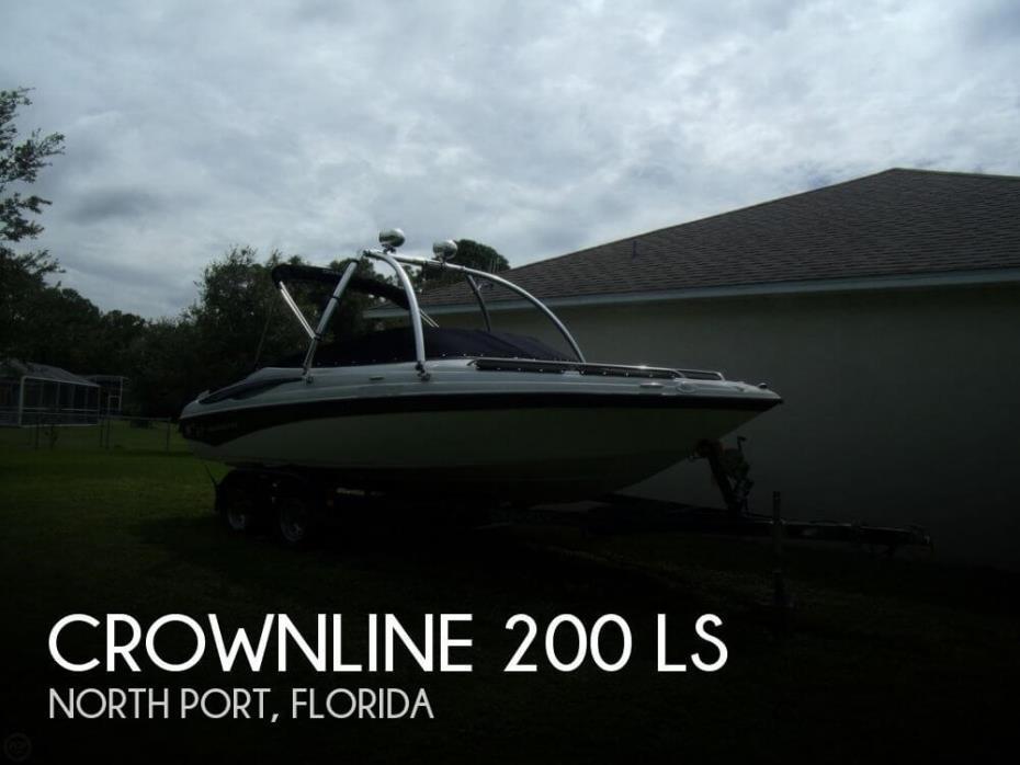 2007 Crownline 200 LS
