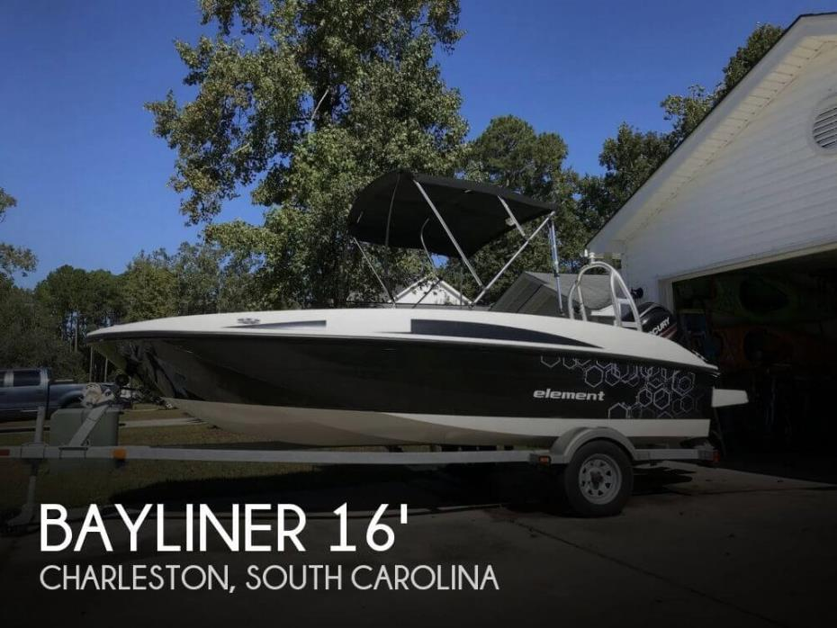 2014 Bayliner Element E16