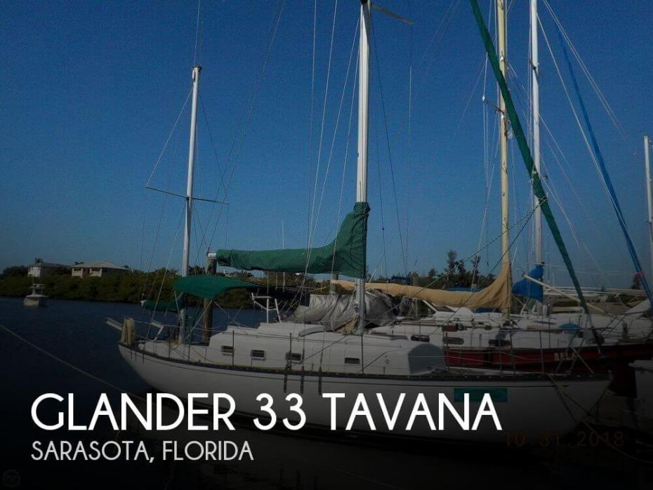 1986 Glander 33 Tavana