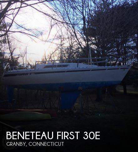 1983 Beneteau FIRST 30E
