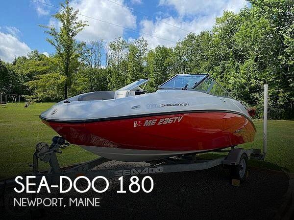 2011 Sea-Doo Challenger 180 SE