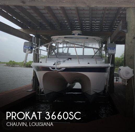 2008 ProKat 3660SC