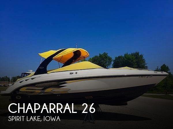 2011 Chaparral 267 SSX