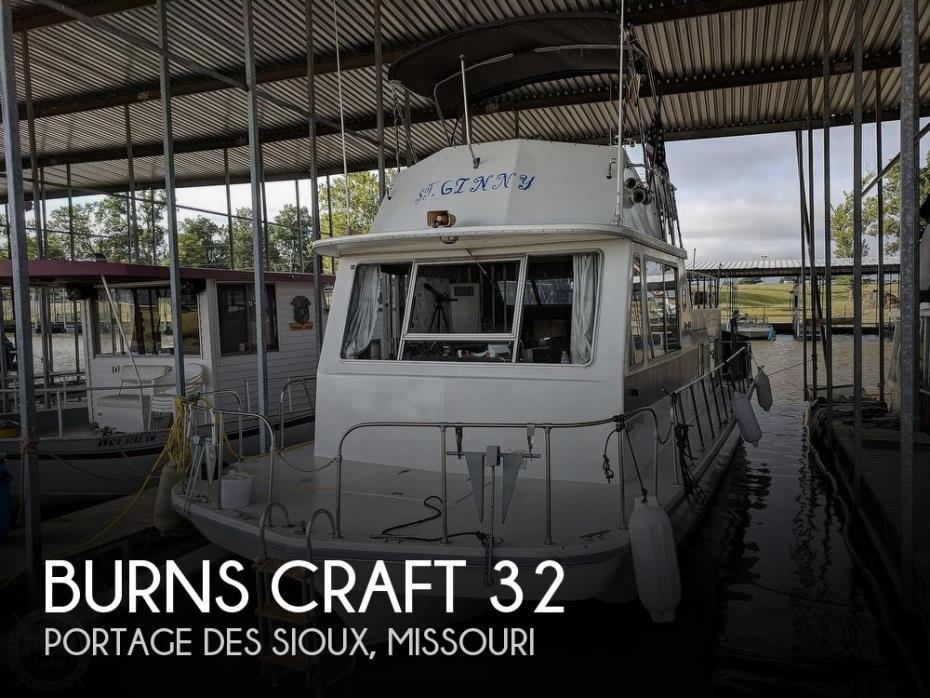 1973 Burns Craft 32