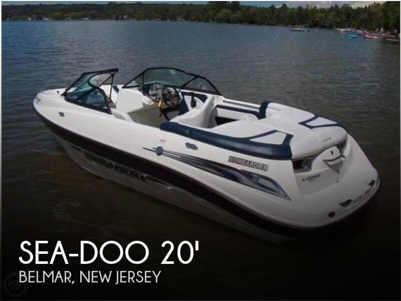 2009 Sea-Doo UTOPIA 205 SE