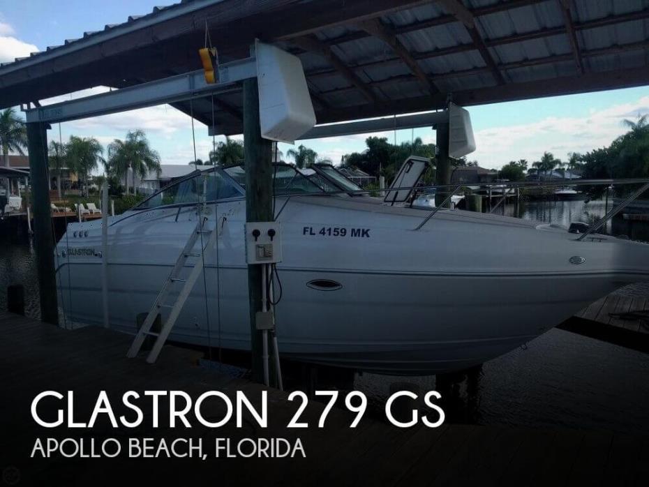 2004 Glastron 279 GS