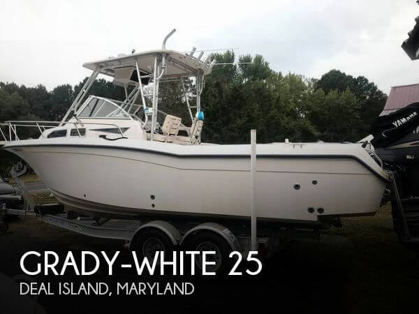 2000 Grady-White 25