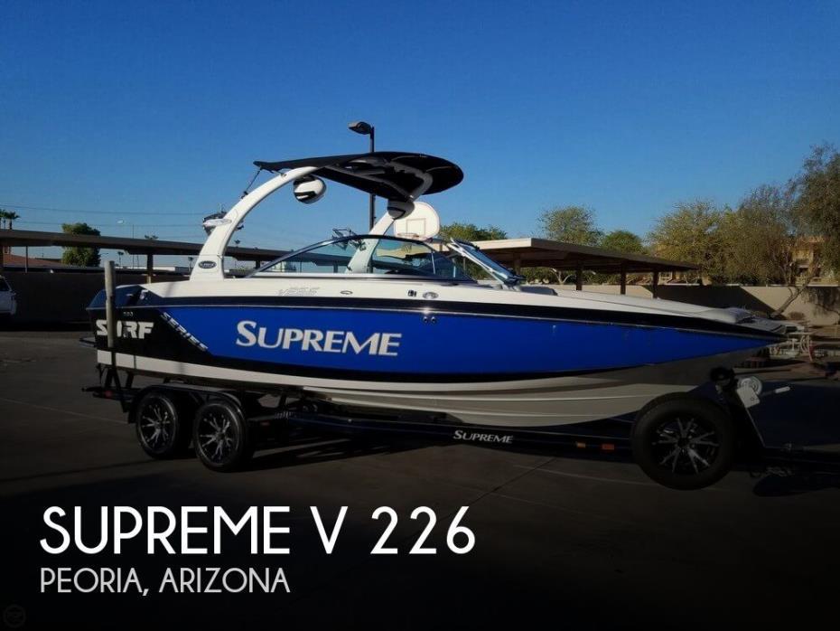 2014 Supreme V 226