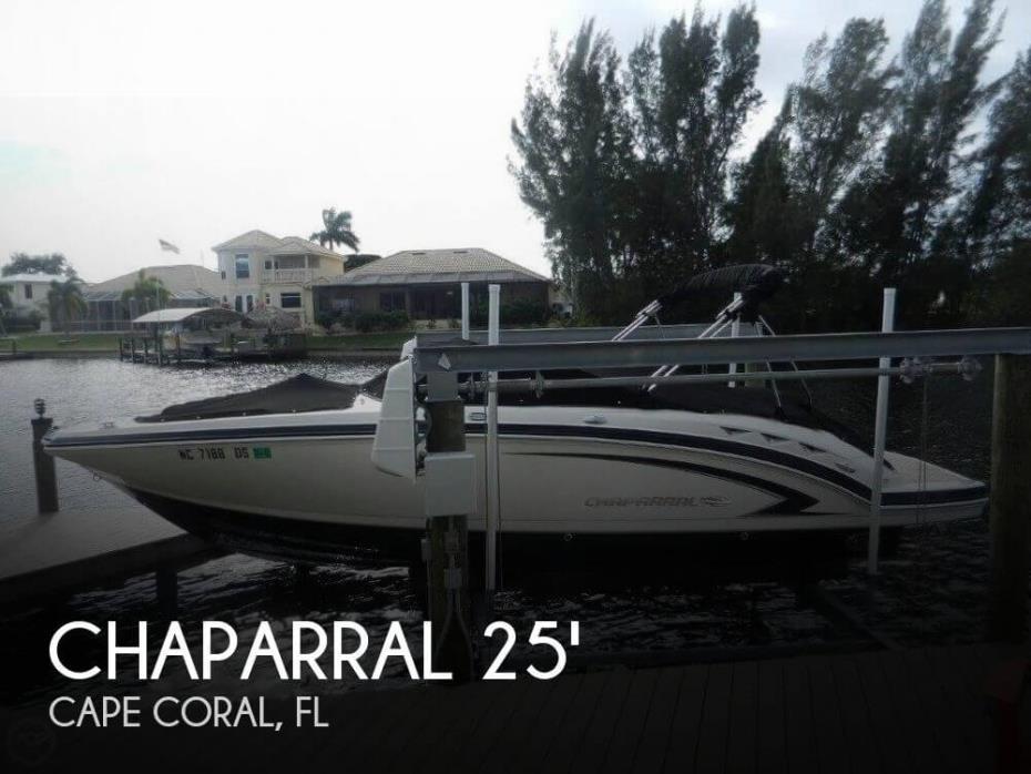 2010 Chaparral 244 Sunesta SD
