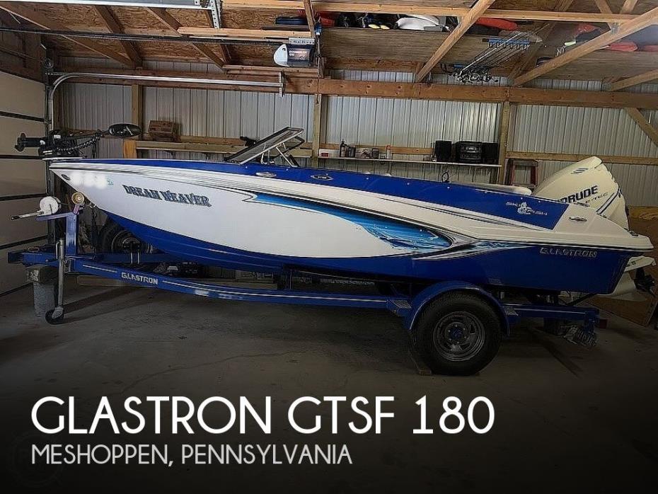 2013 Glastron GTSF 180