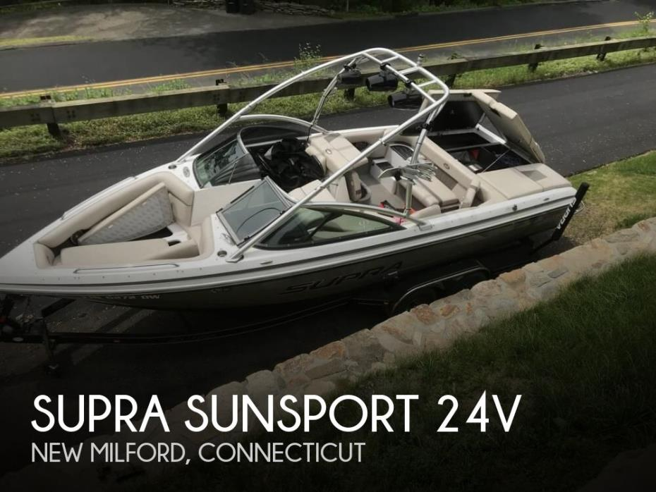 2006 Supra Sunsport 24V