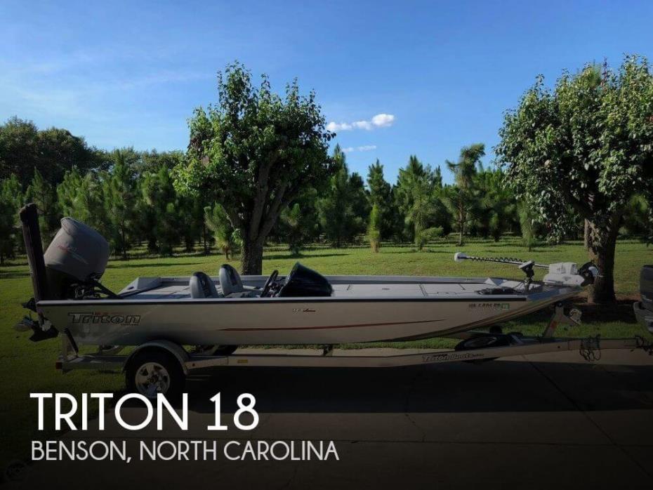 2016 Triton 18